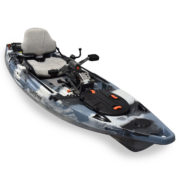 Feelfree Lure 11.5 Overdrive Fishing Kayak Winter Camo