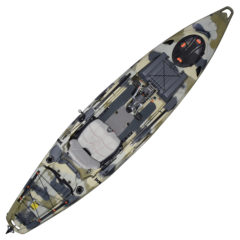 Feelfree Lure 13.5 Overdrive Fishing Kayak Desert Camo
