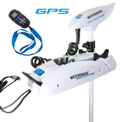 Watersnake Geo-Spot GPS Bow Mount Motor