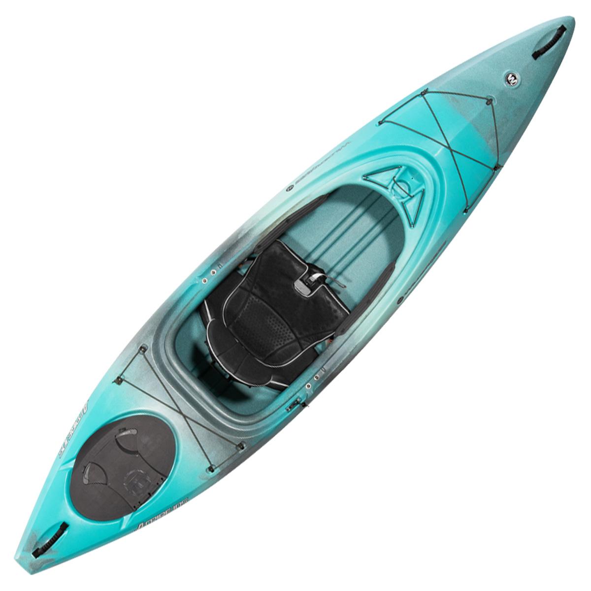 Wilderness Systems Aspire 105 Recreational Kayak Breeze Blue