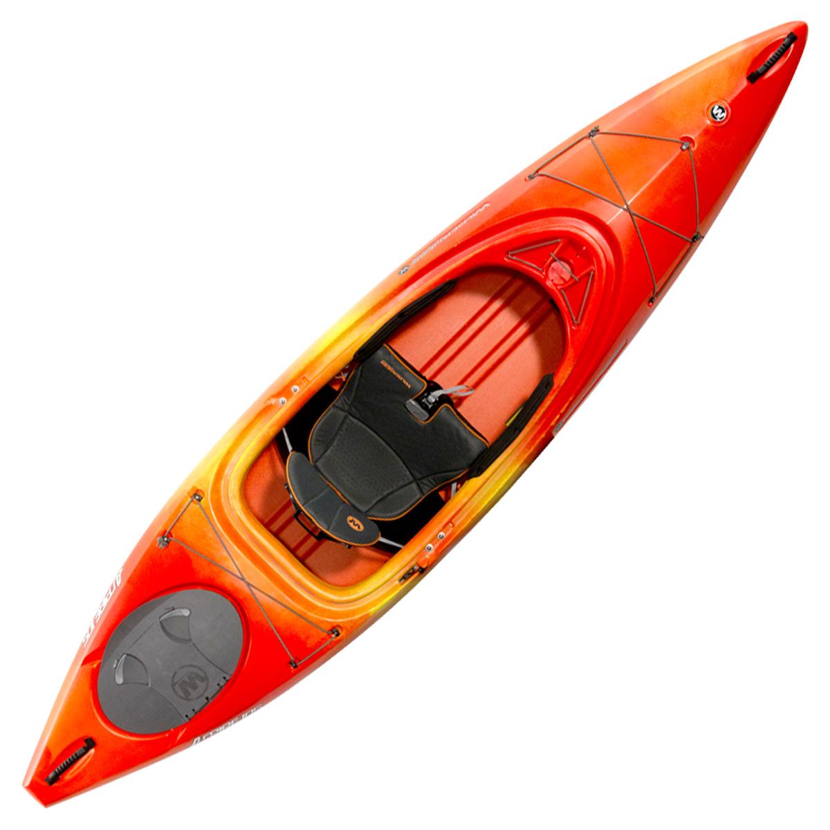 Wilderness Systems Aspire 105 Recreational Kayak Mango