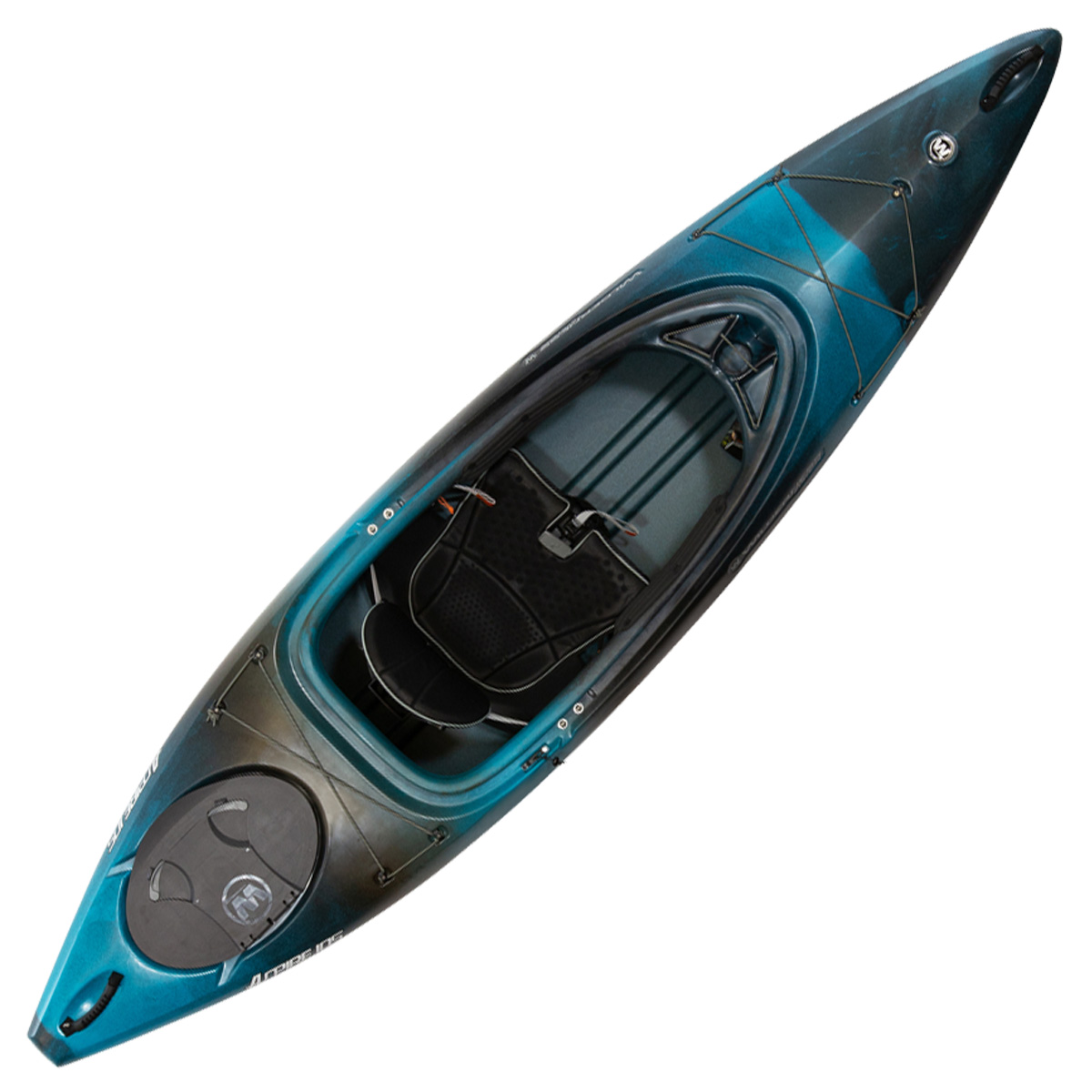 Wilderness Systems Aspire 105 Recreational Kayak Midnight