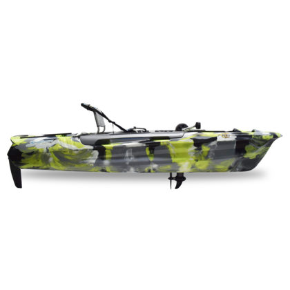 3 Waters Big Fish 108 Fishing Kayak Green Camo