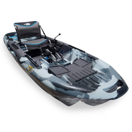 3 Waters Big Fish 108 Fishing Kayak Urban Camo