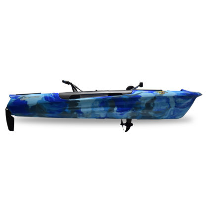 3 Waters Big Fish 108 Fishing Kayak Wave Camo