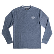 Desolve Catch and Release Sweater Blue Marl