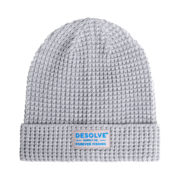 Desolve Fish Monger Beanie Light Grey