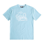 Desolve Loose Lips Tee Blue