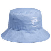 Desolve Shark Bucket Hat Dusk Blue