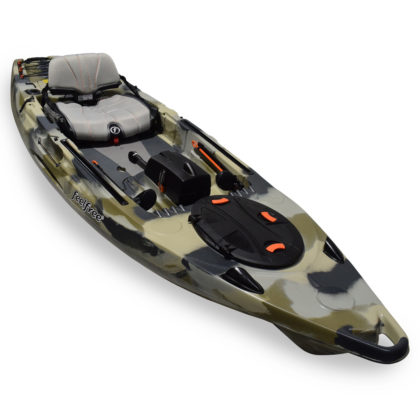 Feelfree Lure 11.5 Fishing Kayak Desert Camo