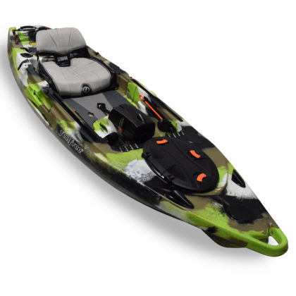 Feelfree Lure 11.5 Fishing Kayak Lime Camo