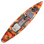 Feelfree Lure 13.5 Fishing Kayak Fire Camo