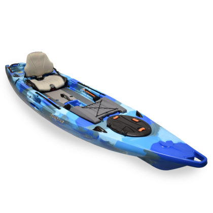 Feelfree Lure 13.5 Fishing Kayak Ocean Camo