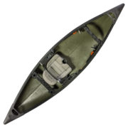 Old Town Discovery 119 Solo Sportsman Canoe Camo
