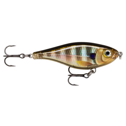 Rapala X-Rap Twitchin Shad Fishing Lure Glassy Gill UV