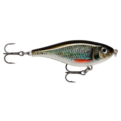 Rapala X-Rap Twitchin Shad Fishing Lure Live Roach