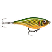 Rapala X-Rap Twitchin Shad Fishing Lure Scaled Roach