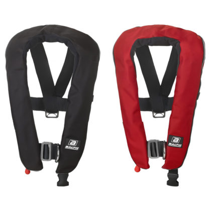Baltic Winner 150 Zip Inflatable PFD with Harness