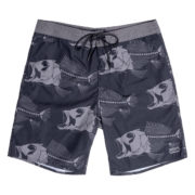 Desolve Snappy Boardshorts Charcoal