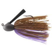 Keitech Model 1 Tungsten Casting Jig Brown Purple