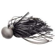 Keitech Model 2 Tungsten Football Jig Black