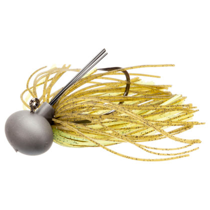 Keitech Model 2 Tungsten Football Jig Green Pumpkin Chart