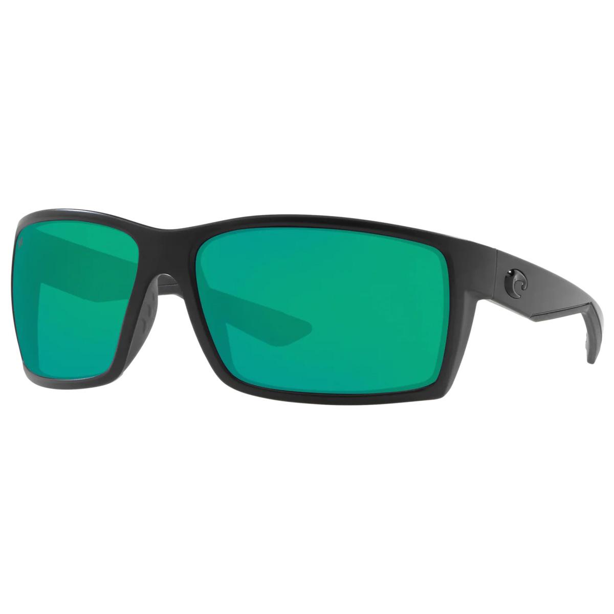 Costa Del Mar Reefton Polarized Sunglasses Green Mirror