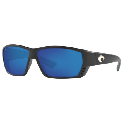 Costa Del Mar Tuna Alley Polarized Sunglasses Blue Mirror