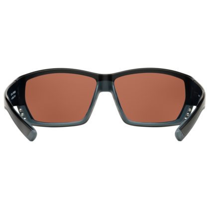 Costa Del Mar Tuna Alley Polarized Sunglasses Green Mirror