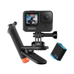 GoPro HERO9 Action Camera Black Bundle