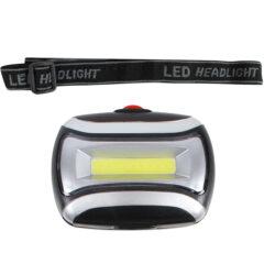 Wildtrak 3W COB LED Headlamp
