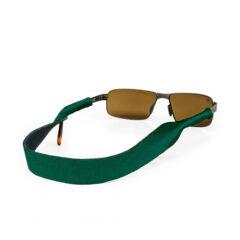 Croakies Solid Eyewear Retainer Hunter
