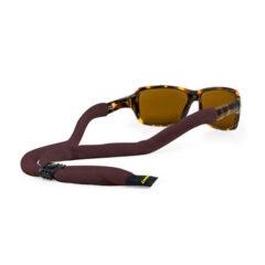 Croakies Suiter Cotton Solid Eyewear Retainer