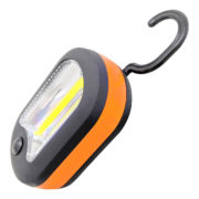 Wildtrak Oval Magnetic Work Light with Battery