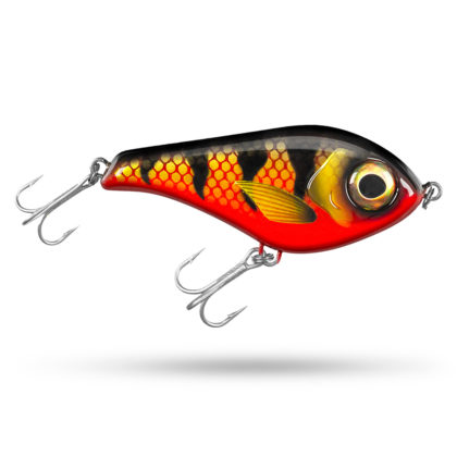 Eastfield Chubby Chaser 10cm Red Tiger