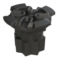 Fusion StereoActive Railblaza Puck Mount Adapter
