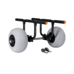 Wilderness Systems Trolley Heavy Duty Kayak Cart with Beach Wheels