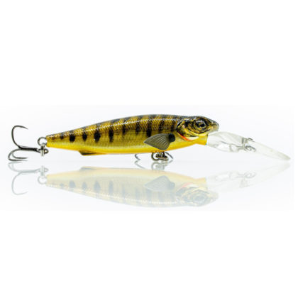 Chasebaits Gutsy Minnow Shallow Hard Body Lure Galaxia