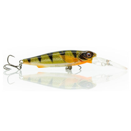Chasebaits Gutsy Minnow Shallow Hard Body Lure Perch