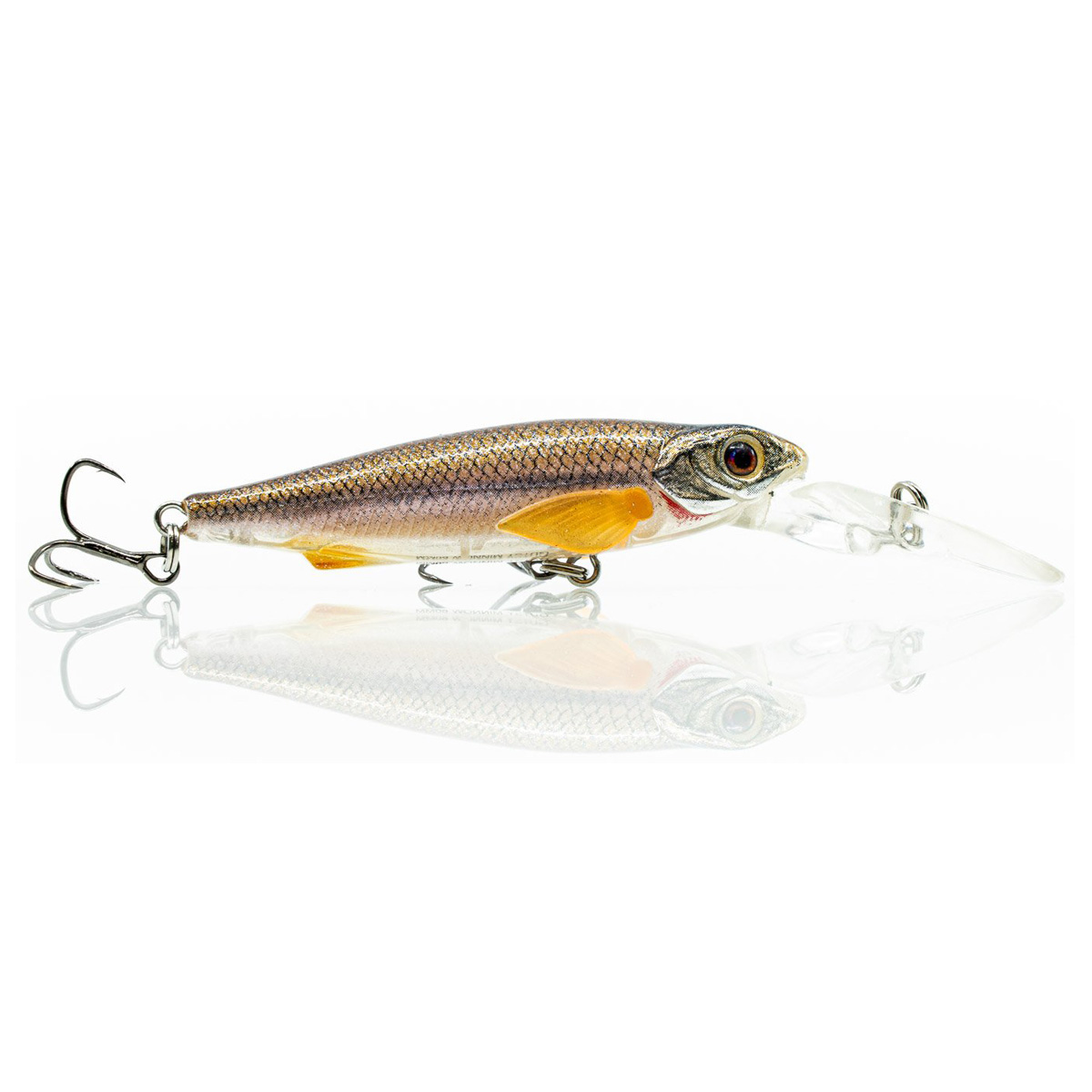 Chasebaits Gutsy Minnow Shallow Hard Body Lure Whiting