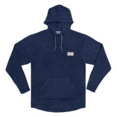 Desolve Hooked Fleece Hood Navy