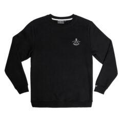 Desolve Kraken Sweater Black