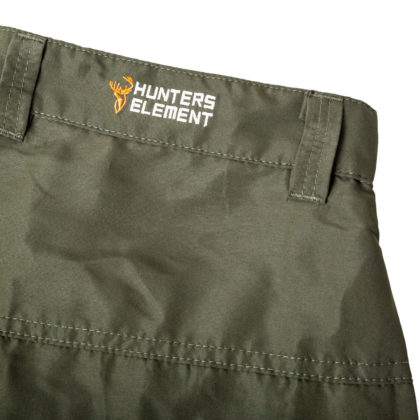 Hunters Element Crux Shorts Forest Green