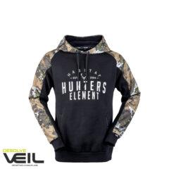Hunters Element Wilson Hoodie Desolve Veil