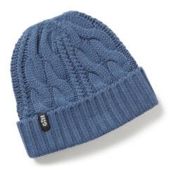 Cable Knit Beanie Ocean