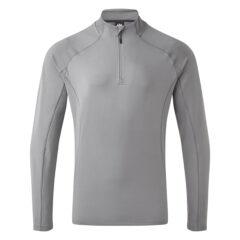 Gill Men's Heybrook Zip Top Steel Grey
