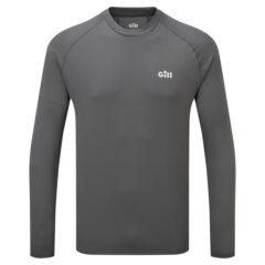 Men's Millbrook Long Sleeve Crew Steel Grey