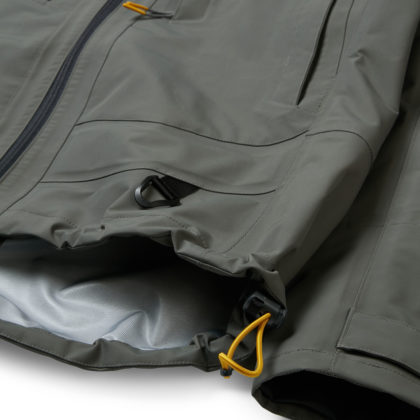 Gill Tournament Pro 3 Layer Jacket Taupe
