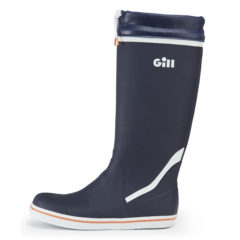 Gill Tall Yachting Boots Dark Blue