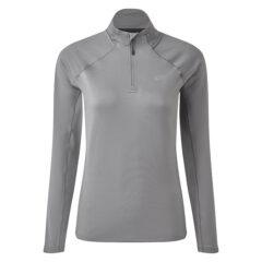 Gill Women's Heybrook Zip Top Steel Grey